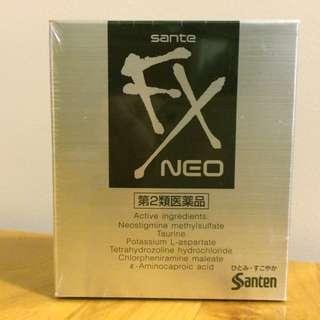 FX Neo涼感眼藥水