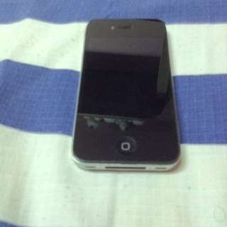 i Phone 4 32G 黑色(無盒子)