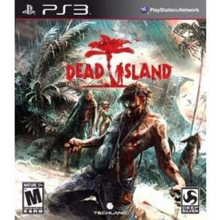 PS3 死亡之島 英文亞版