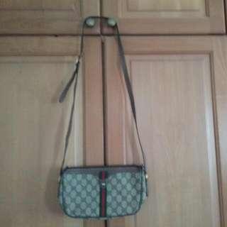 RESERVED Preloved Gucci Bag