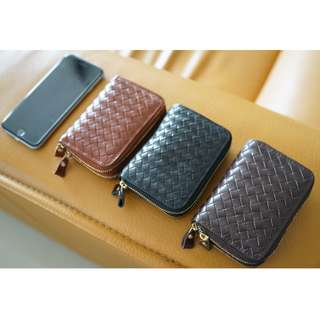 WOVEN WALLET (KEY POUCH + COIN POUCH) NEW!