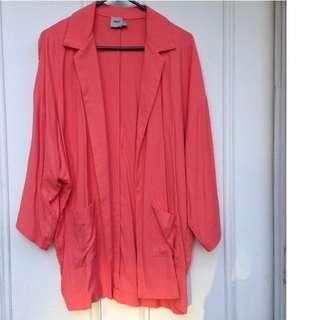 Asos Women Blazer Coat Jacket Uk 10 AUS 10