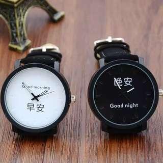 預購早安晚安⌚️手錶