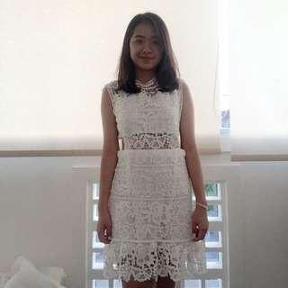 Alfie Lace Dress