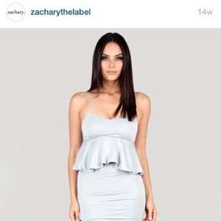 Zachary the Label top