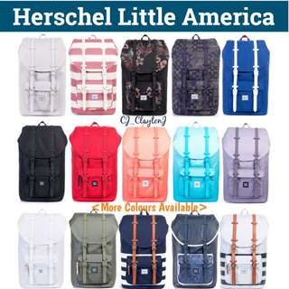 💯CJ - Herschel Little America