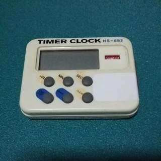 電子計時器