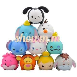 {Instock} Disney Tsum Tsum Squeeze Figure