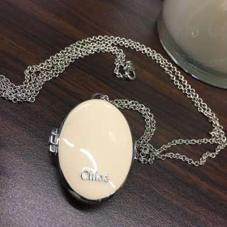 Chloe Pendant Necklace With Hidden Perfume Balm