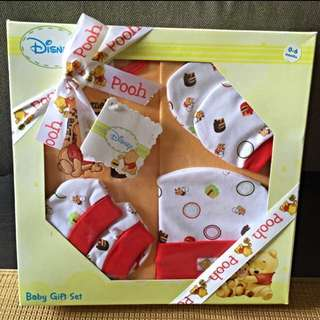 Winne The Pooh Baby Gift Set (0 to 6 Months)