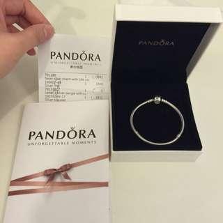 Pandora 手鏈。17公分。已保留