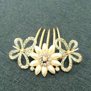 Two Butterfly Hairpin