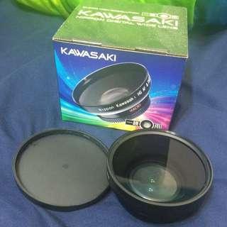 終極二合一:KAWASAKI一鏡兩用外接式鏡頭