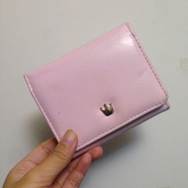 皮夾(三折兩層)