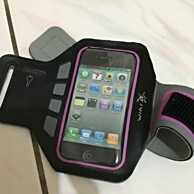 慢跑智慧型手機臂套
