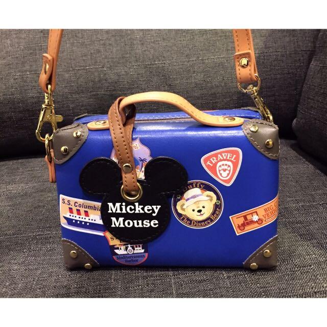 迪士尼 Disney 達菲 Duffy 手機 相機包