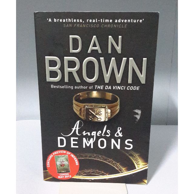 Angels & Demons -Dan Brown