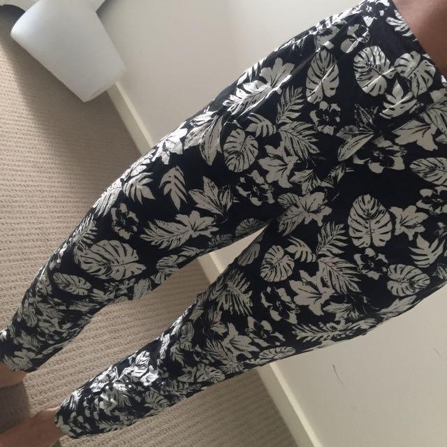 Bardot High Waisted Pants