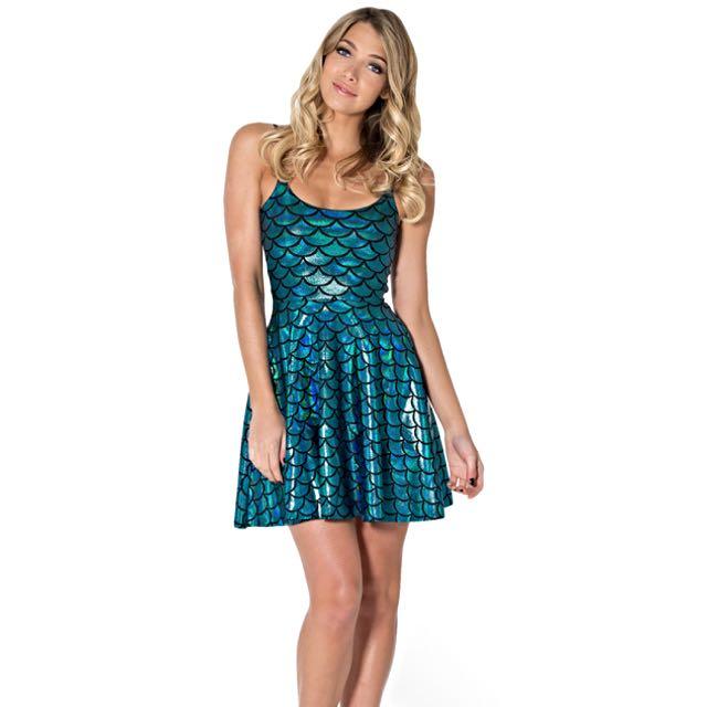 Black Milk Mermaid Dress