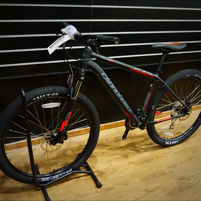 d91bc543fdc Cannondale Trail 6 2016 Mountain Bike. MTB, Sports on Carousell