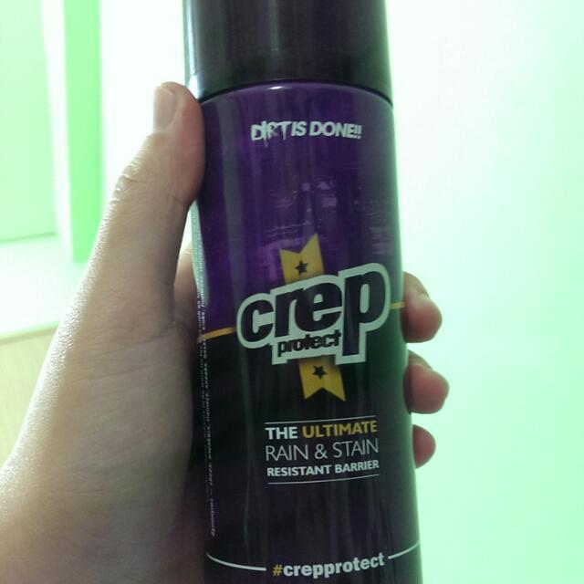 Crep Protect防水抗污神奇噴霧