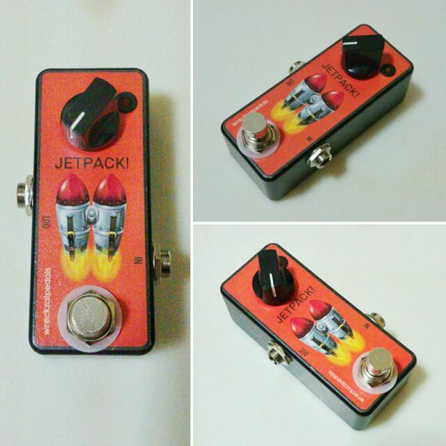 Epic Boost Pedal