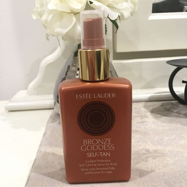 Estée Lauder Bronze Goddess Self-tan