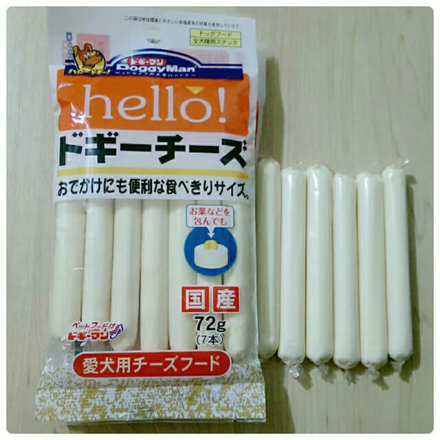 Hello!夏日起司條(寵物用)