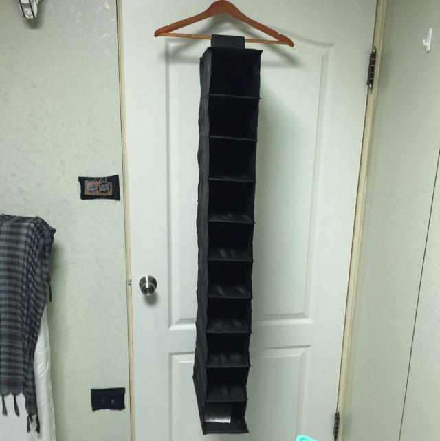 (保留中)IKEA 衣物分層掛袋10層(絕版)