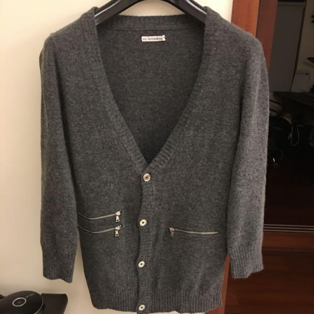 IZZUE造型羊毛小外套