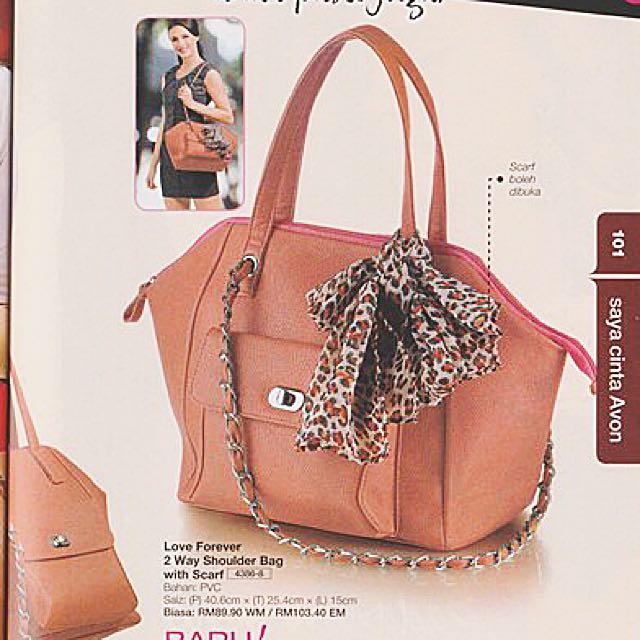 Love Forever 2 Ways Shoulder Bag (Limited)