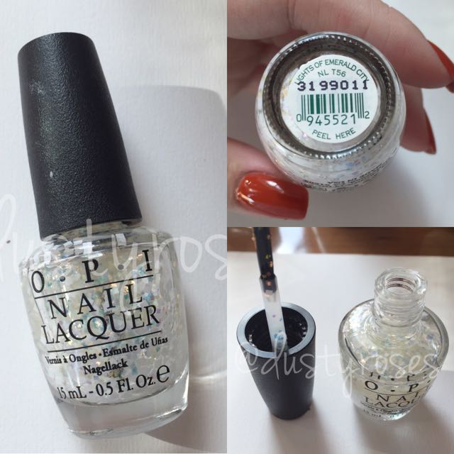 NAIL POLISHES (swipe for more)