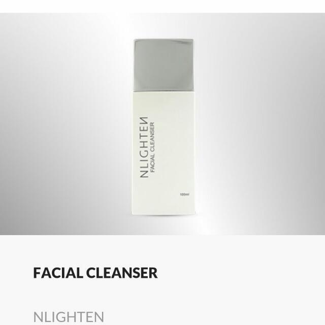 NHance Facial Cleanser