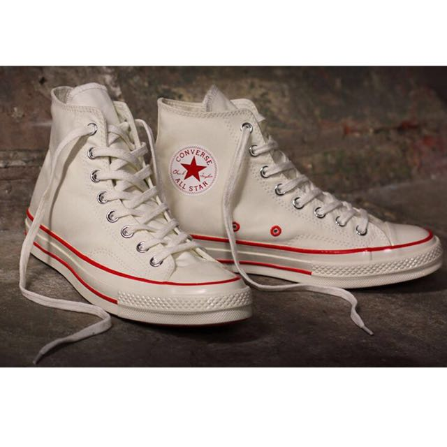 8ef0f0177fd7 Nigel Cabourn X Converse First String 1970s Chuck Taylor All Star Hi ...