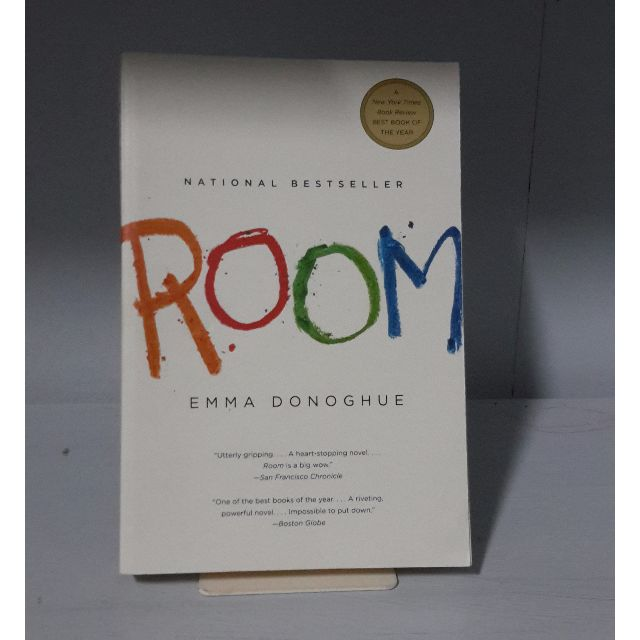 (AVAILABLE) Room by Emma Donoghue