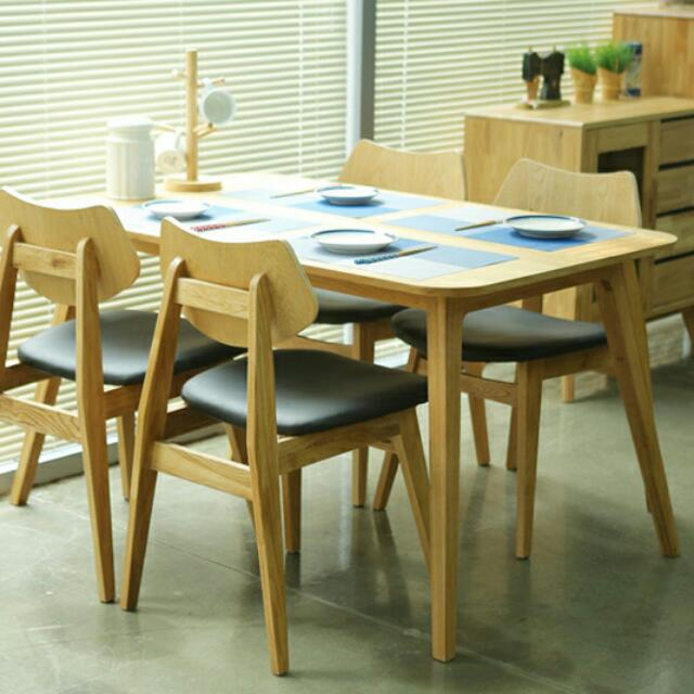 Marvelous Solid Ash Wood Dining Table Download Free Architecture Designs Rallybritishbridgeorg