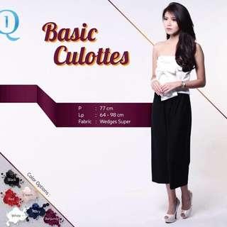 BASIC CULOTTES ❤️