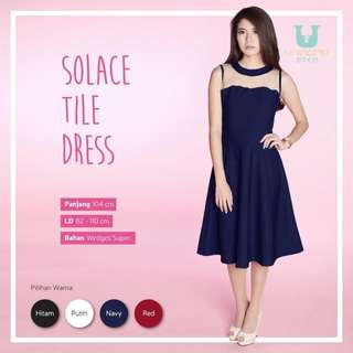 NEW SOLACE TILE DRESS ❤️