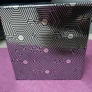 EXO-M OVERDOSE Original Imported CD (minus photocard)