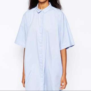 Brand New Monki Shirt Dress