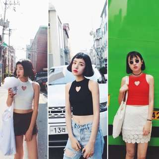 CNY Red Heart Crop