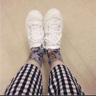 無印同款帆布鞋(6色)