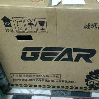 GEAR 24速升級跑車型451輪組折疊車_GX4