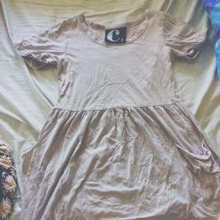 Cute Violet Dress