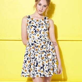 MinkPink Sunflower dress