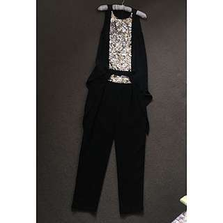 *REDUCED*Sass and Bide Pantsuit