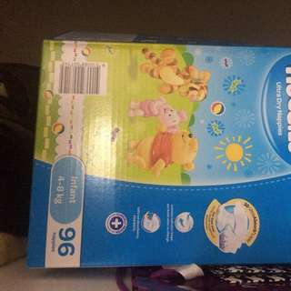 Infant Buggies Nappies 4-8kg
