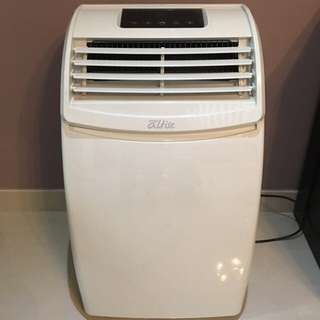 Omega Altise - 3.51kW Portable Air Conditioner, Electronic Controls, White