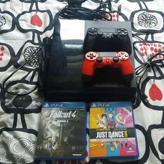 Ps4 500gb Jet Black