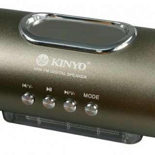 產品型號:MPS-378 產品名稱:LED顯示FM讀卡音箱
